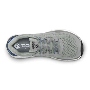 Too Athletic Phantom Road Running Shoe - Grey / Blue Top