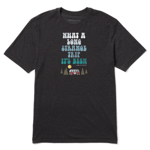 Life is Good Strange Trip T-Shirt