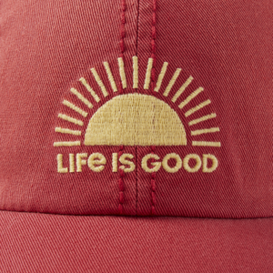 Life is Good Sun Sunwashed Chill Cap