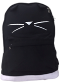Black Cat Whiskers Backpack