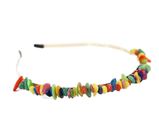 Multi Beaded Headband