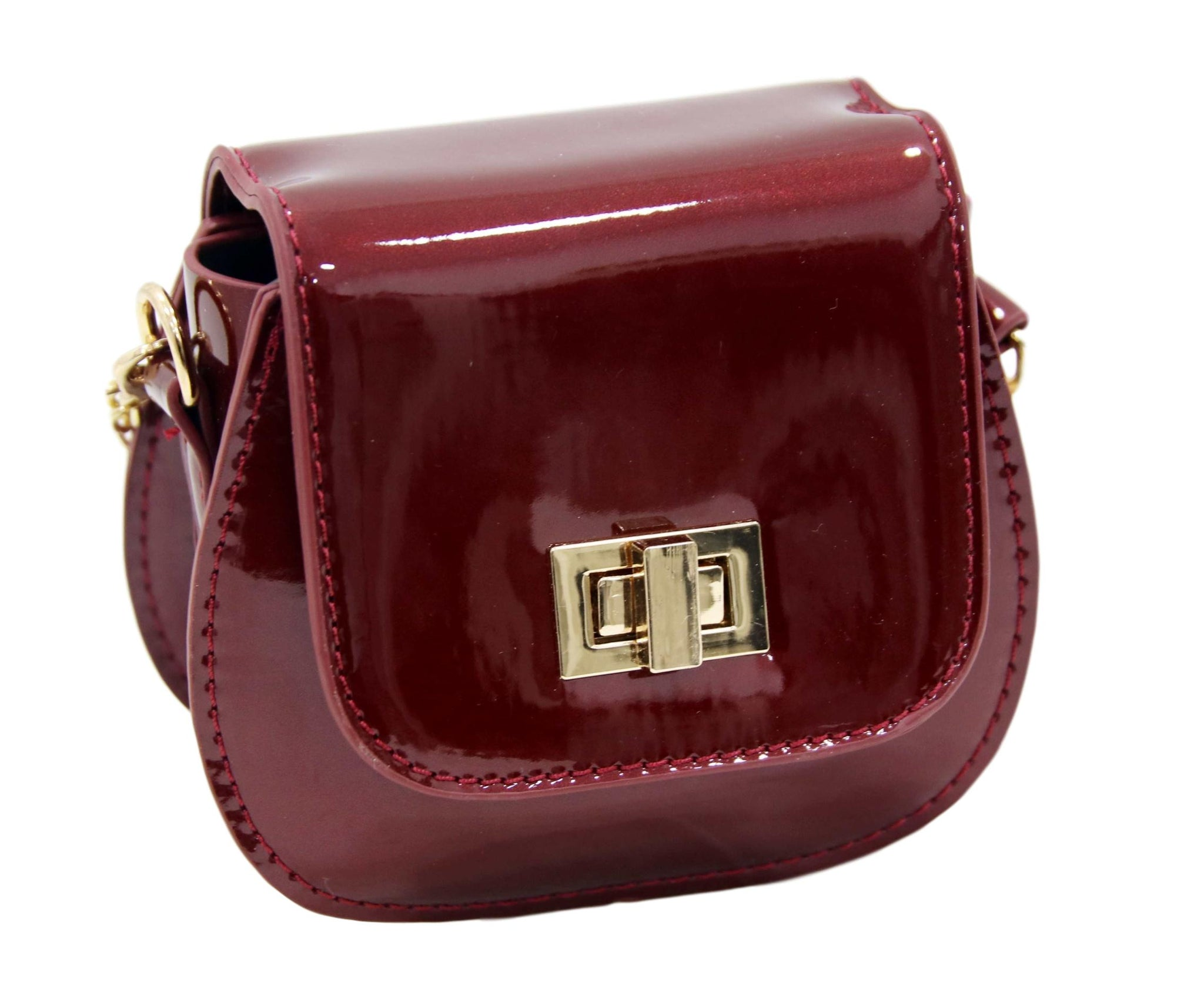 Wine Patent Mini Bag