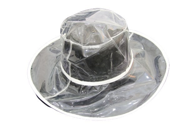 Clear Transparent Bucket Hat