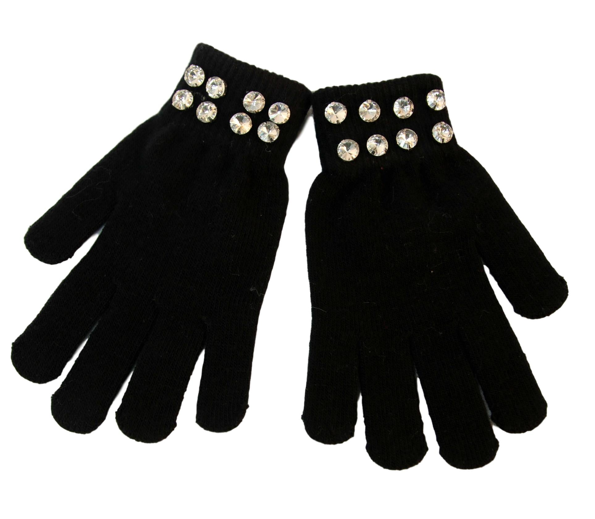 DIAMANTE GLOVES