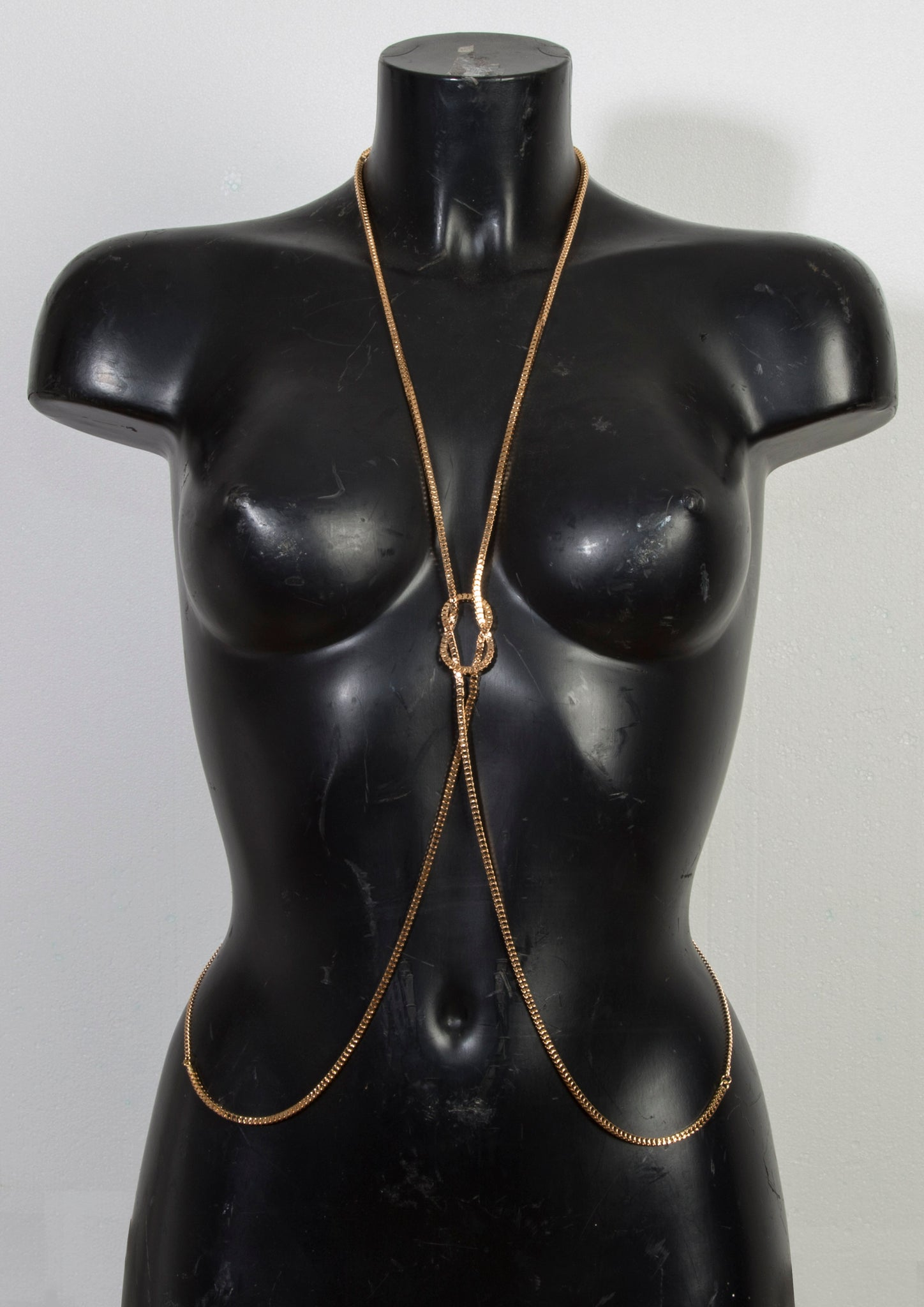 Snake Linked Body Chain