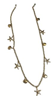 STAR & SHELL SUNGLASSES CHAIN