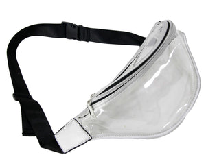 PVC Clear Bum Bag