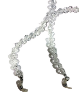 Plastic Bead Sunglasses Chain