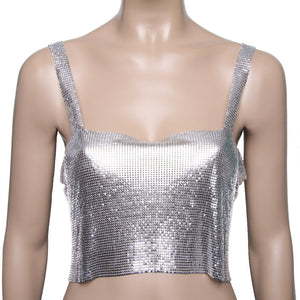 CHAINMAIL TOP