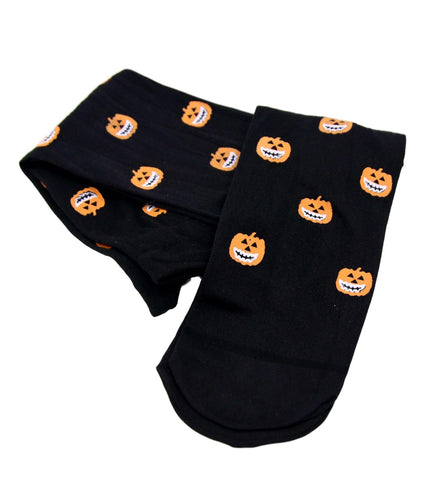 Pumpkin Tights - Halloween