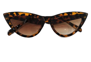 Cat Leopard Sunglasses
