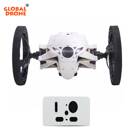 Global Drone RC Jumping Sumo Electric Bounce Car Flexible Wheel RC All Terrain Stunt RC Car Remote Control Toys Gift - CampingParadis