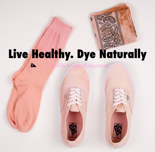 LIVE HEALTHY, DYE NATURALLY