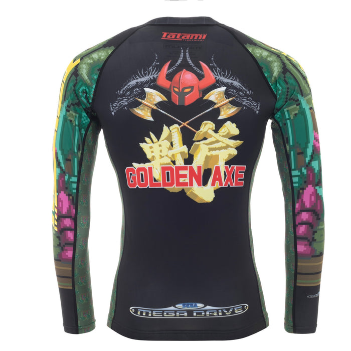 Tatami x Sega Golden Axe Rash Guard