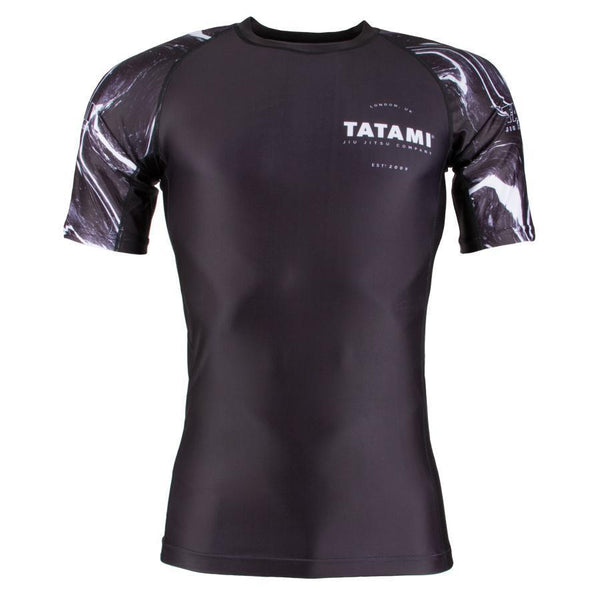 JJC Marble Short Sleeve Rash Guard