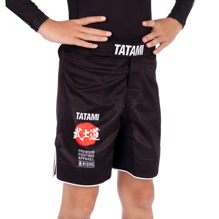 Tatami Kids Bushido Grappling Shorts