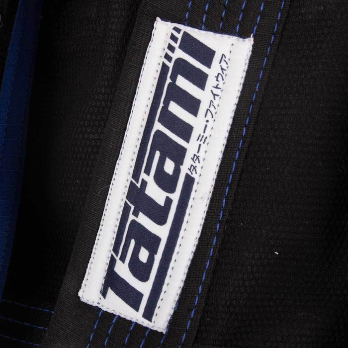 Tatami fightwear Elements Ultralite 2.0 Gi black logo brand