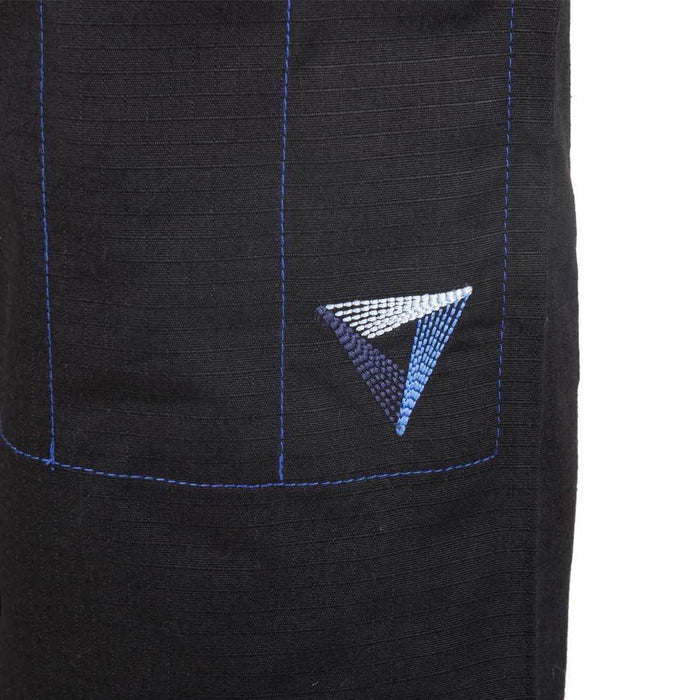Tatami fightwear Elements Ultralite 2.0 Gi black stitching triangle