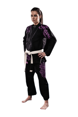 Ladies Black Phoenix BJJ Gi Black