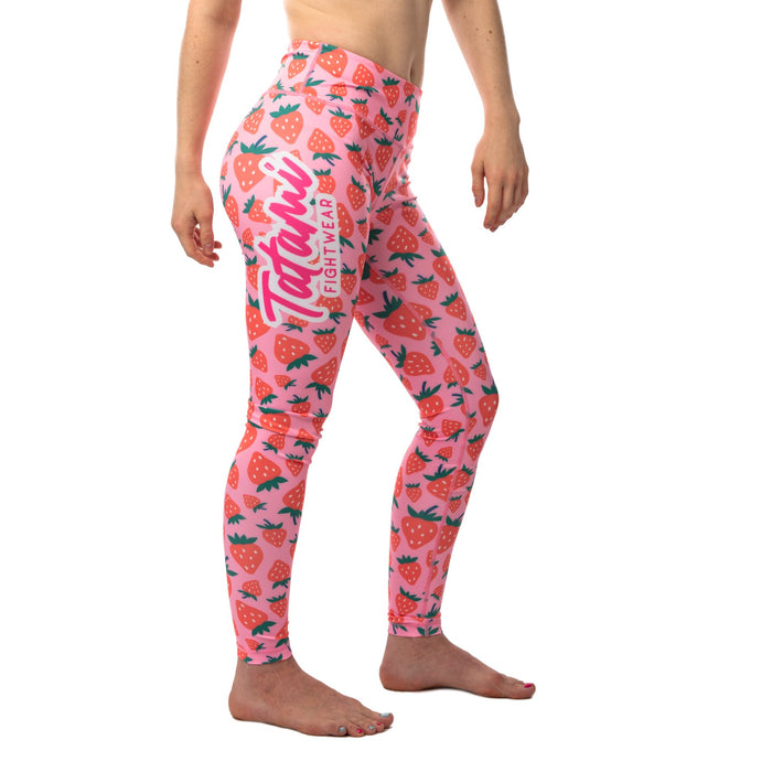 Tatami Ladies Strawberry Leggings