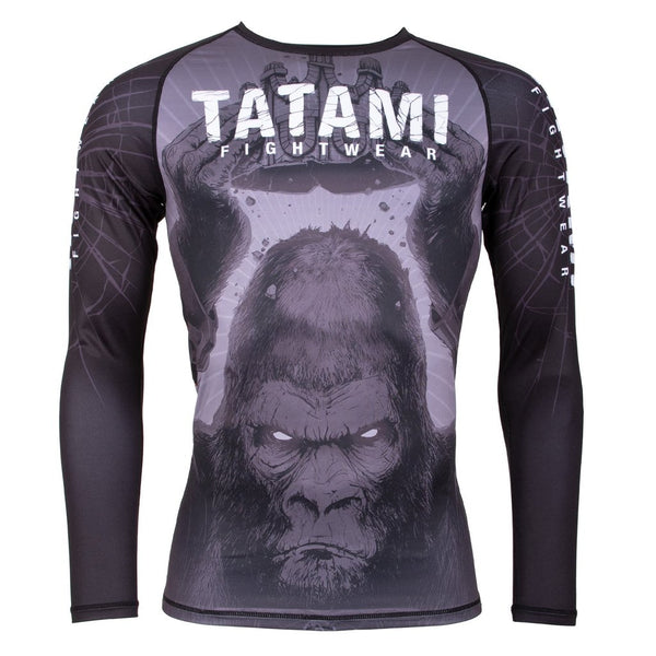 Tatami King Kong Rash Guard Long Sleeve