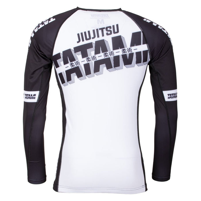 Tatami Burnout Long Sleeve Rashguard