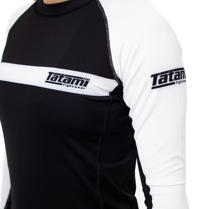 Tatami Ladies IBJJF 2020 Ranked Long Sleeve Rash Guard