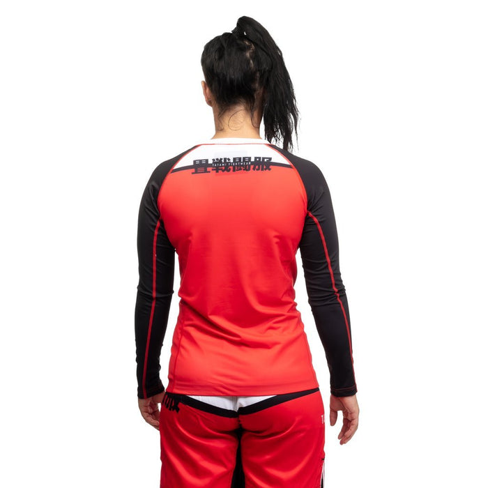 Tatami Ladies Super Rashguard Long Sleeve