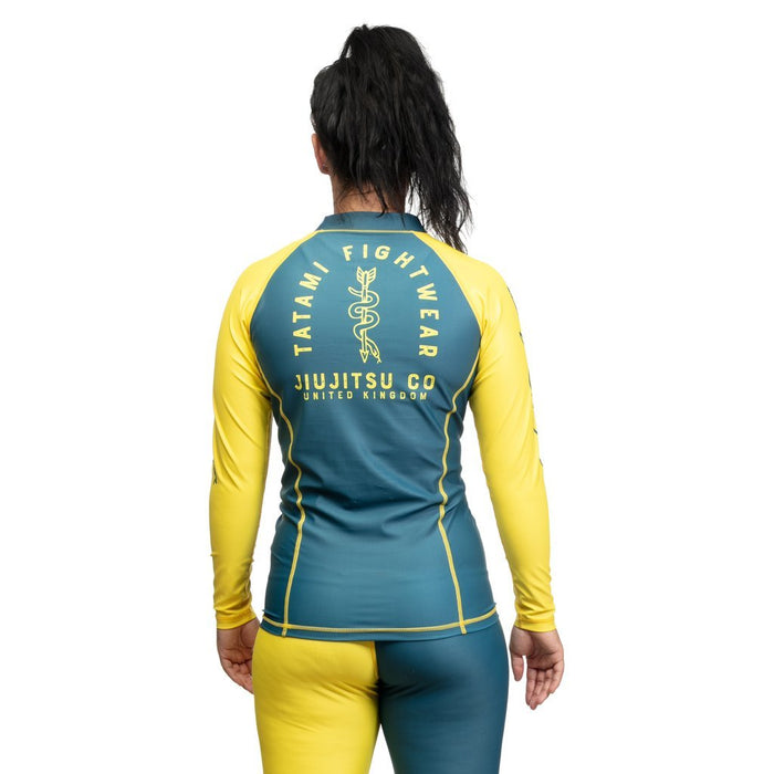 Tatami Ladies Supply Co Rashguard Long Sleeve