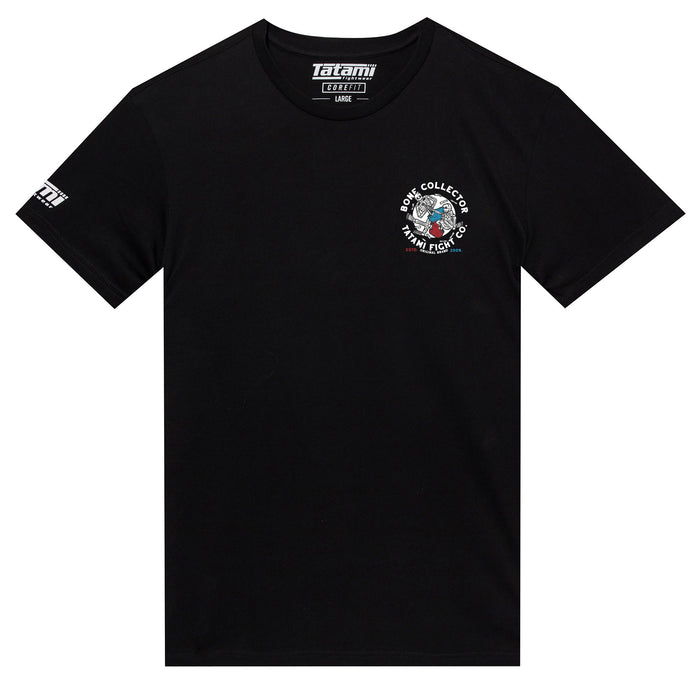 Tatami Bone Collector T-Shirt Black