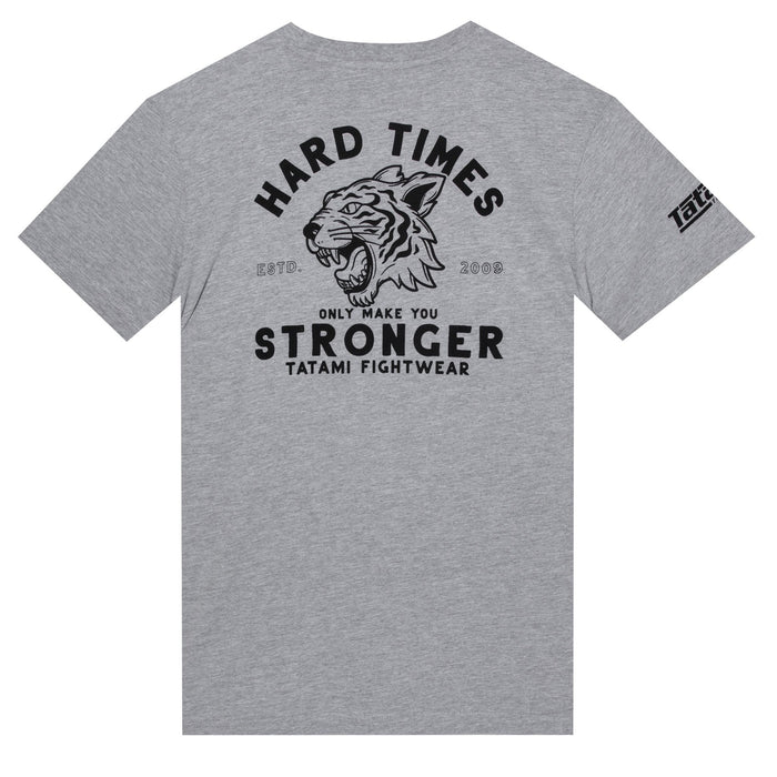 Tatami Hard Times T-Shirt Grey