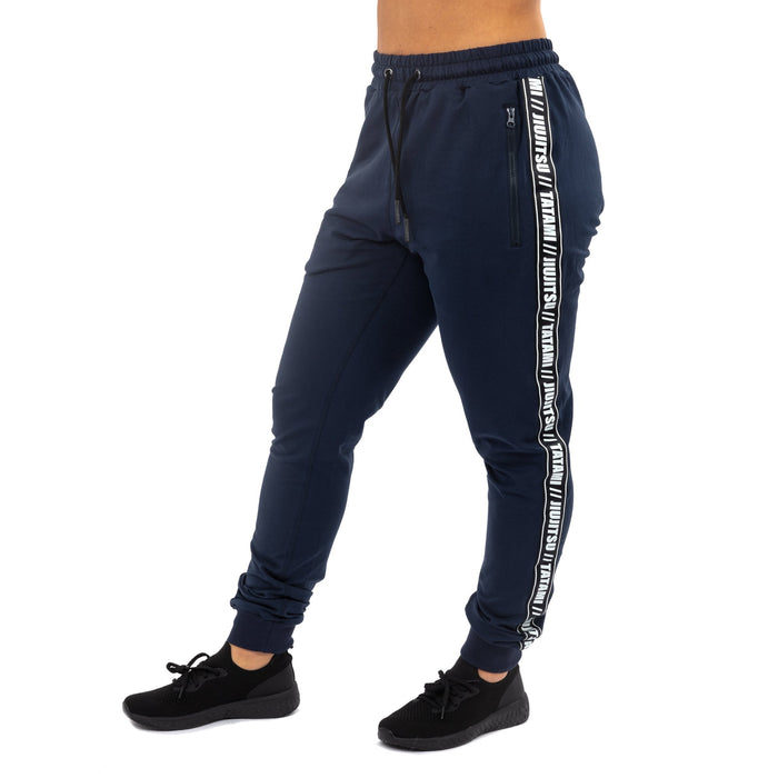 Tatami Ladies Vengeance Joggers Navy