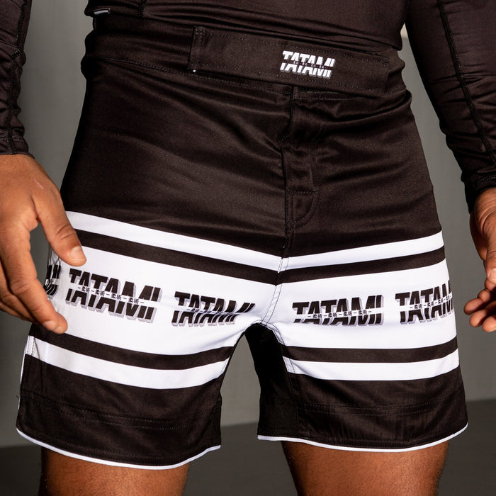 Tatami Burnout Shorts