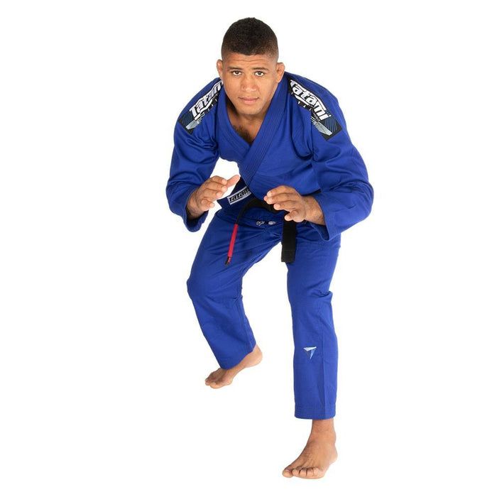 Tatami fightwear Elements Ultralite 2.0 Gi blue front