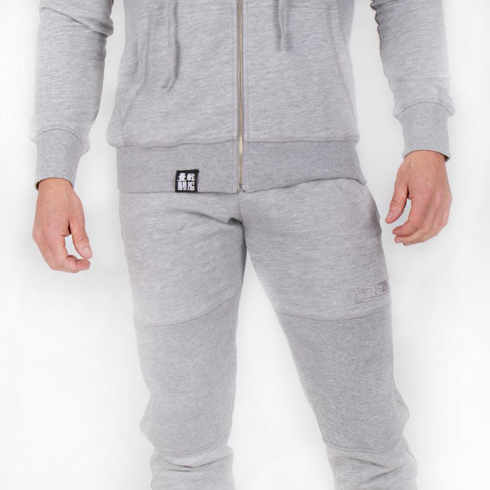 Tatami Athletic Grey Tracksuit (Hoodie and Joggers)