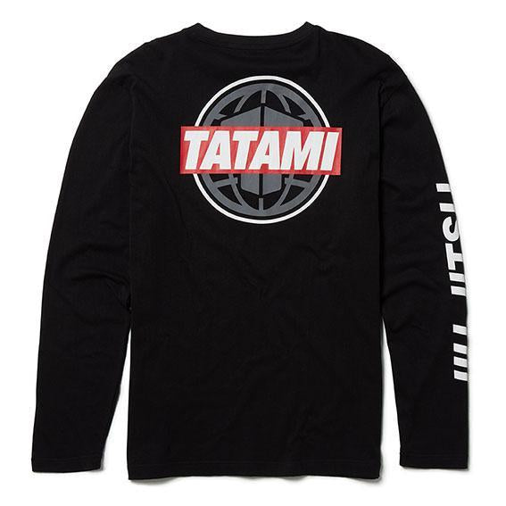 Tatami Global Jiu Jitsu Long Sleeve T-Shirt