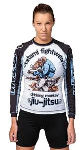 Tatami Ladies Drinker Monkey Rashguard