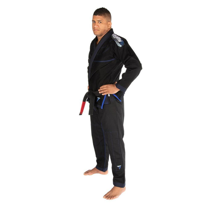 Tatami fightwear Elements Ultralite 2.0 Gi black side left