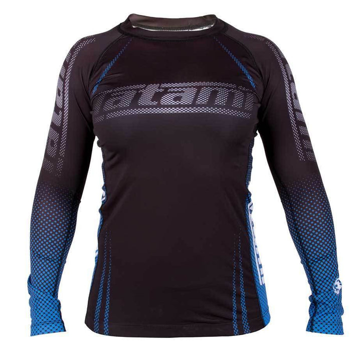 Tatami New Ladies IBJJF Rank Long Sleeve Rash Guard