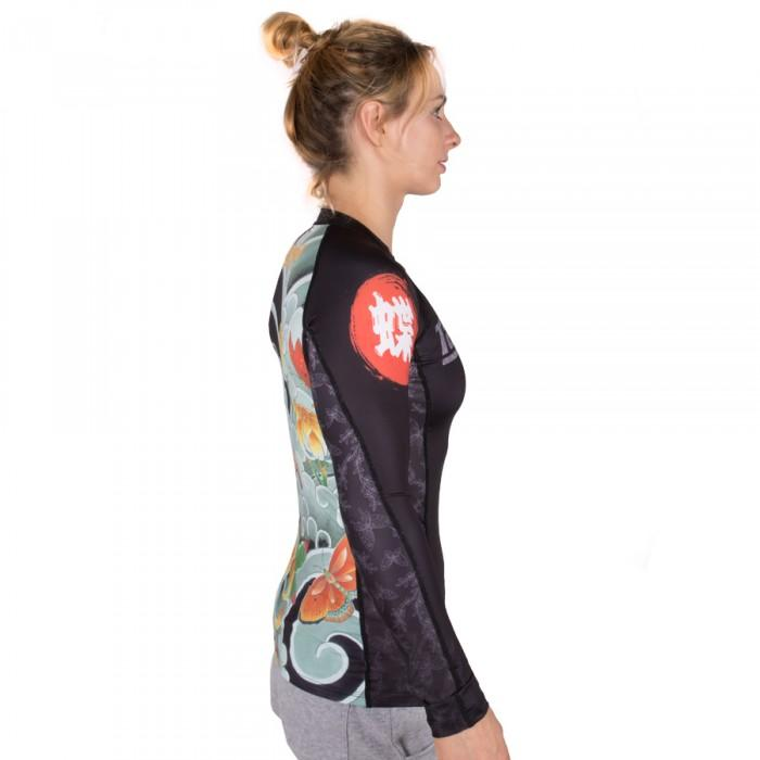 Tatami Ladies Butterfly Rash Guard