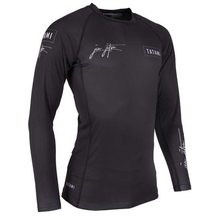 Tatami Signature Long Sleeve Rash Guard