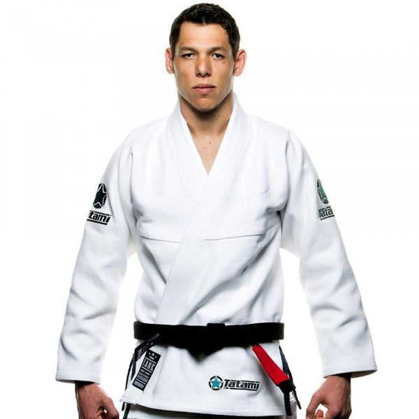 The Tank 950GSM Double Weave BJJ Gi White