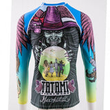 Tatami Dames Meerkatsu Whizzer Of Oz Rash Guard