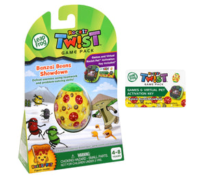 LeapFrog Rockit Twist Game Pack: Banzai Beans Showdown