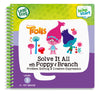 LeapFrog LeapStart 3D Trolls Solve It All with Poppy & Branch Book, Level 3