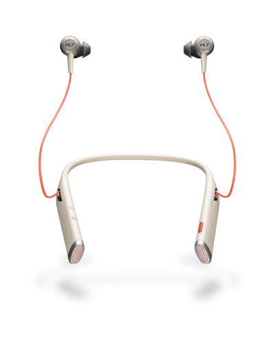 Plantronics Bluetooth Earbuds, Voyager 6200 UC Wireless Headset