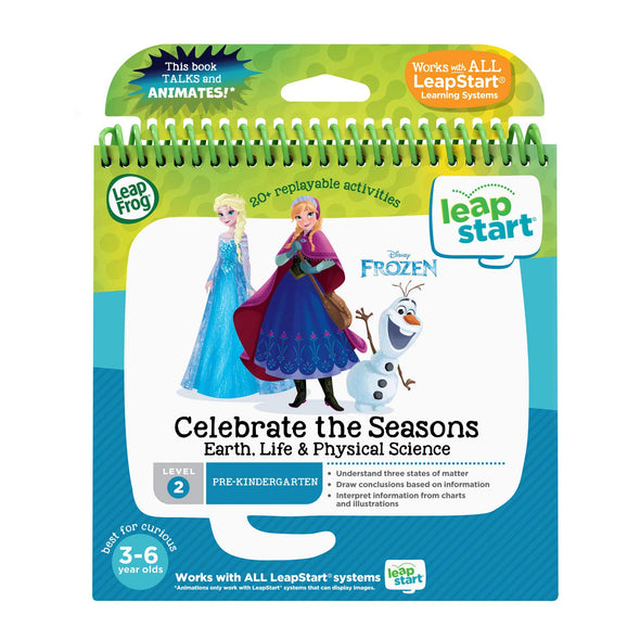 LeapFrog LeapStart Frozen Celebrate The Seasons