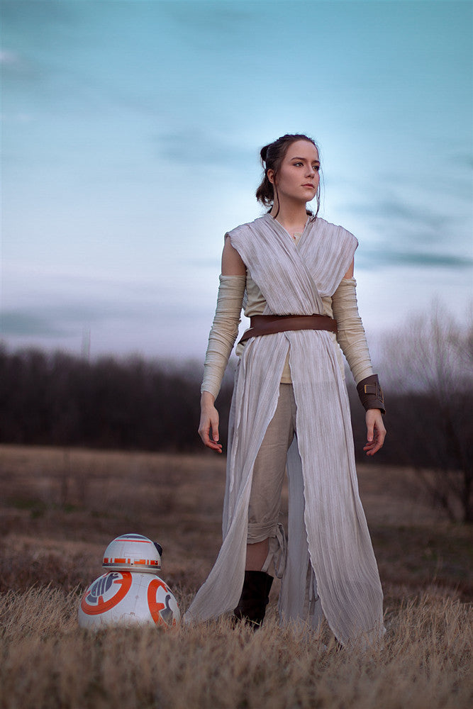 【Cossky】Star Wars VII: The Force Awakens Rey Costume