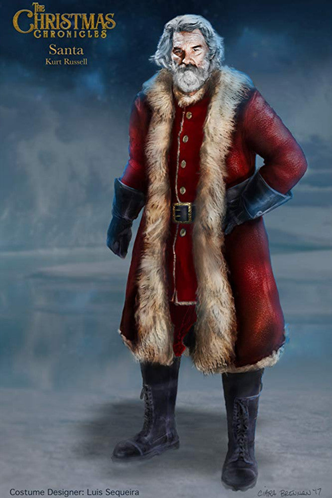 【Cossky】Santa Claus Costume for This Coming Christmas