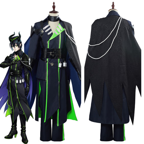 Twisted Wonderland Malleus Draconia Halloween Outfit Cosplay Costume